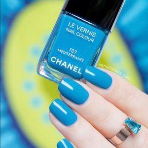 CHANEL Mediterranee  #707 Luxury Nail Polish - New